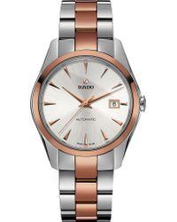 Rado - R32980112 Hyperchrome Stainless Steel And Ceramic Watch - Lyst
