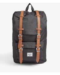 Herschel Supply Co. Little America Mid-volume Backpack - Black