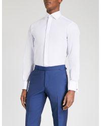 Thomas Pink - Placket Evening Slim Fit Dc Shirt - Lyst