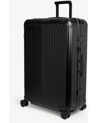 Samsonite Lite-box Hardside Four-wheel Suitcase 75cm - Black