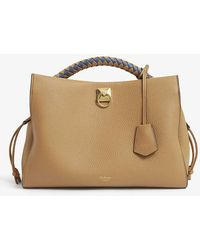 Mulberry Iris Leather Top-handle Bag - Multicolor
