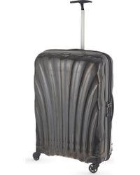 Samsonite Cosmolite Four-wheel Suitcase 75cm - Black