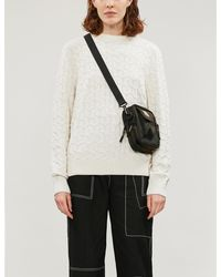 Stussy Strand Cotton-knitted Sweater - Natural