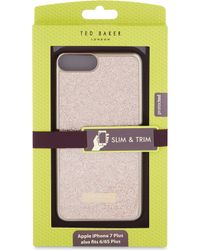 Ted Baker Rico Glitter Iphone 7 Case - Multicolour