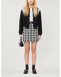 Maje - Berry Wool-blend Jacket - Lyst