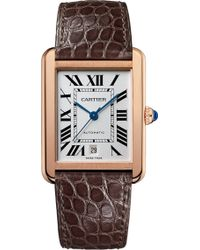 Cartier - Tank Solo Extra-large Watch - Lyst