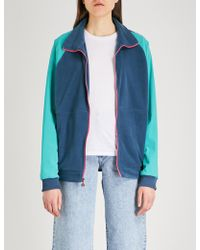 The North Face - Staff Contrast-panel Fleece And Shell Jacket - Lyst