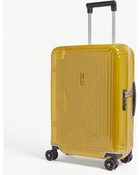 Samsonite Neopulse Spinner Four-wheel Suitcase 55cm - Yellow