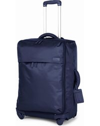Lipault - Foldable Four-wheel Suitcase 65cm - Lyst