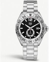 Tag Heuer Waz2012ba0842 Formula 1 Stainless Steel Watch - Metallic