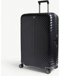 Samsonite Tunes Spinner Four-wheel Suitcase 75cm - Black