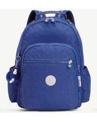 Kipling Backpack Seoul Go Cobalt T Light - Blue