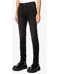 True Religion - Rocco Skinny Stretch-denim Jeans - Lyst