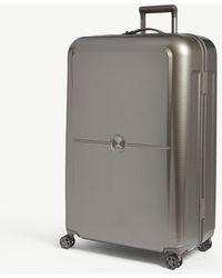 Delsey Turenne Four-wheel Suitcase 82cm - Metallic