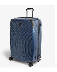Tumi Latitude Extended Trip Suitcase - Blue