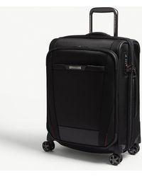 Samsonite Pro-dlx 5 Spinner Cabin-size Suitcase 55cm - Black