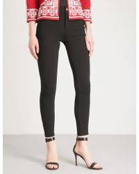 Ted Baker Fioni Skinny Mid-rise Jeans - Black