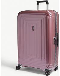 Samsonite - Neopulse Spinner Four-wheel Suitcase 75cm - Lyst