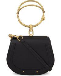 Chloé - Nile Small Leather Cross-body Bag - Lyst