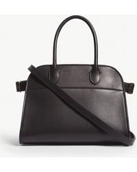 The Row - Leather Margaux Mini Bag - Lyst