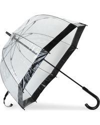Fulton - Birdcage Umbrella - Lyst