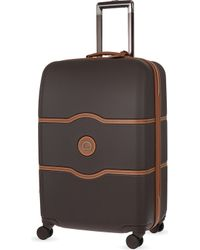 Delsey - Chatelet Hard + Four-wheel Suitcase 67cm - Lyst