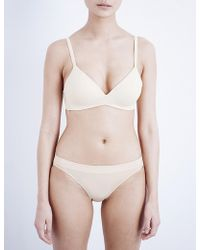 Wacoal - How Perfect Jersey Soft-cup Bra - Lyst