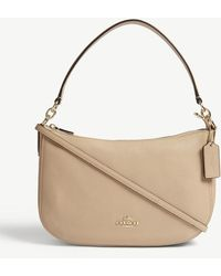 COACH - Chelsea Leather Cross-body Bag - Lyst