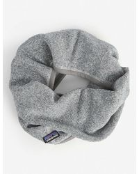 Patagonia Better Sweater Recycled-fleece Infinity Scarf - Gray