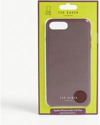 Ted Baker - Iphone 6/7/8 Clip Case - Lyst