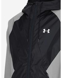 Under Armour Zipped Drawstring-hood Shell Jacket - Multicolour