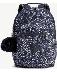 Kipling - Clas Seoul S Nylon Backpack - Lyst