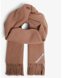 Acne Studios Canada New Scarf - Brown