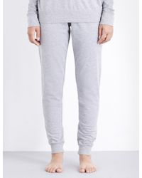 Tommy Hilfiger - Iconic Slim-fit Jersey jogging Bottoms - Lyst