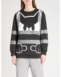 Fyodor Golan - Felix The Cat Jersey Sweatshirt - Lyst