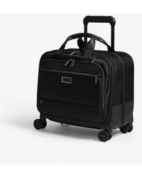 Briggs & Riley @work Medium Spinner Nylon Briefcase - Black