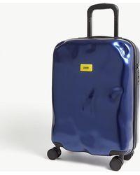 Crash Baggage Icon Cabin Hardshell Suitcase - Blue