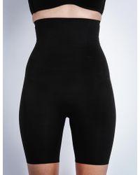 Spanx Women's Very Black Thinstincts High-waist Shorts