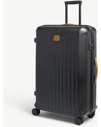 Bric's Black Matt Four Wheel Spinner Suitcase