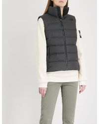 The North Face | Nuptse Quilted Shell-down Gilet | Lyst
