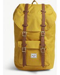 Herschel Supply Co. - Little America Canvas Backpack - Lyst