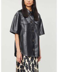 Designers Remix Rion Smock Leopard Print Dress NWT MSRP $300