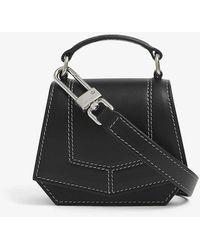 Byredo Blueprint Micro Leather Cross-body Bag - Black
