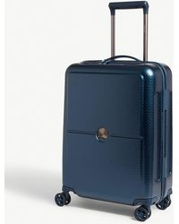Delsey - Night Blue Turenne Four Wheel Suitcase - Lyst