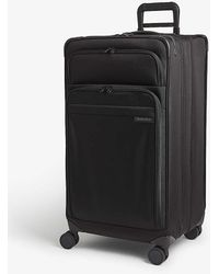 Briggs & Riley Baseline Extra-large Expandable Suitcase 79cm - Black