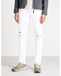 J Brand - Mick Tapered Jeans - Lyst