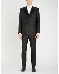 Givenchy - Classic Double-breasted Suit - Lyst