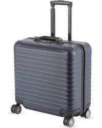 Rimowa Salsa Four-wheel Business Suitcase 43cm - Black