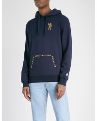 BBCICECREAM - The Ideal Cotton-jersey Hoody - Lyst