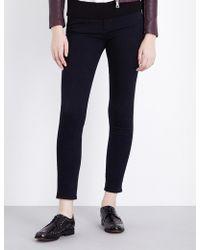 J Brand - 811 Skinny Mid-rise Jeans - Lyst